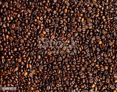 867484488 istock photo Coffee background 508578078
