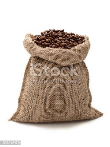 istock Coffee bag 509212479
