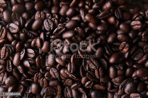 867484488 istock photo Coffee Bean Background 1152364434