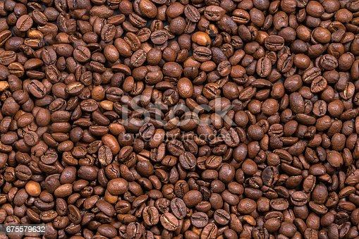 istock coffee beans background 675579632