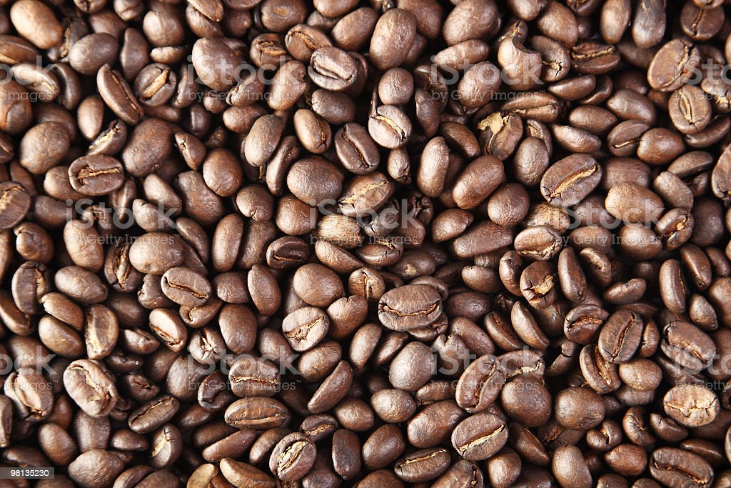 커피 원두 배경기술 royalty-free 스톡 사진