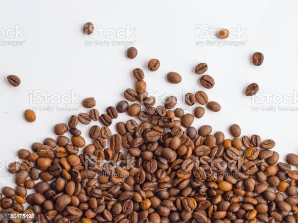 Coffee beans isolated on white background with copy space for text picture id1180475498?b=1&k=6&m=1180475498&s=612x612&h=zkifz gzmzlejjfeva0tel2qdwwl7cd e5dnoiu99qg=