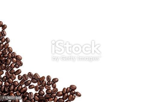 istock Coffee beans. 1126531948