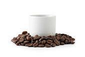 Coffee Crop, Raw Coffee Bean, Roasted Coffee Bean, Cereal Plant, Bean