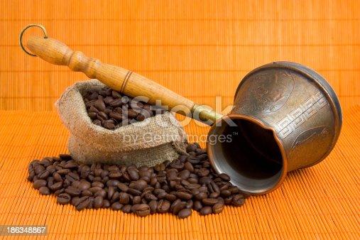 istock Coffee beans 186348867