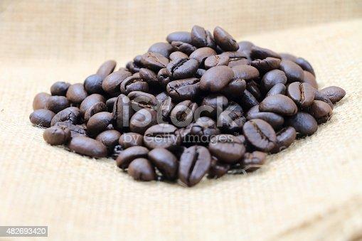 istock Coffee beans 482693420