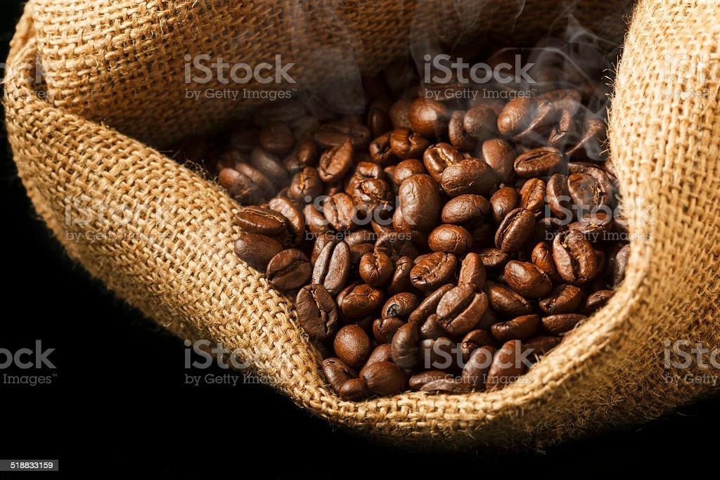 コーヒー豆 ストックフォト