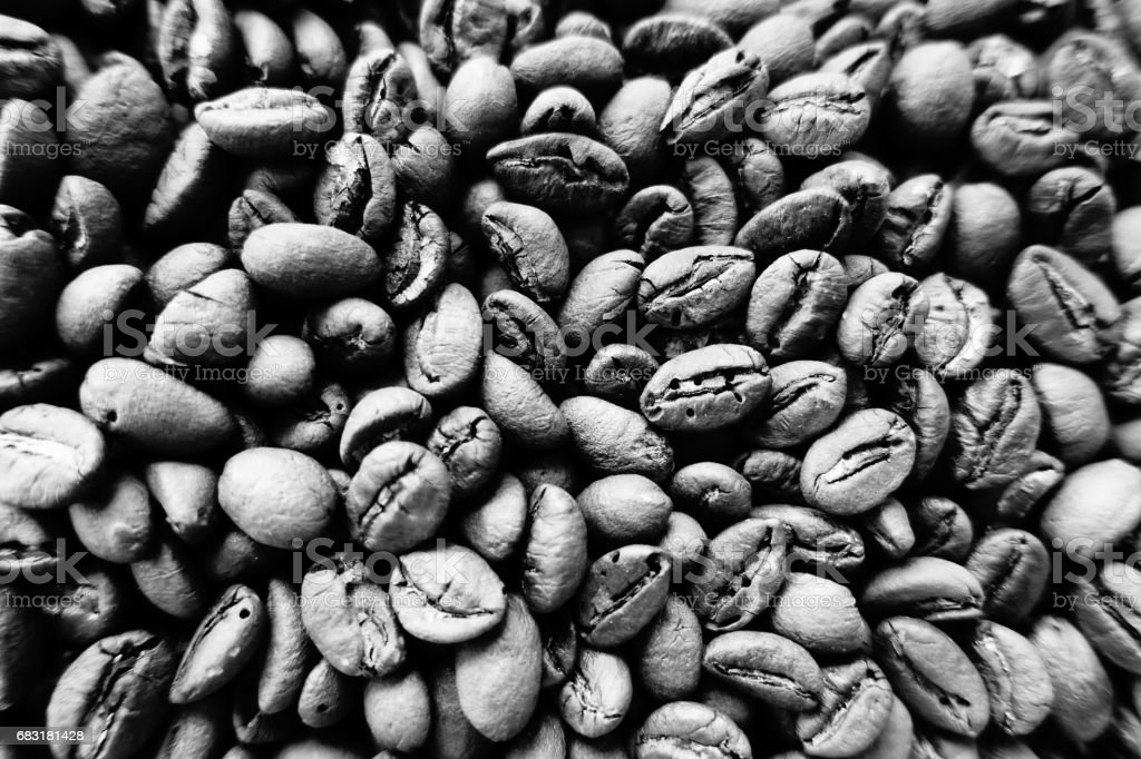 coffee beans royalty-free 스톡 사진