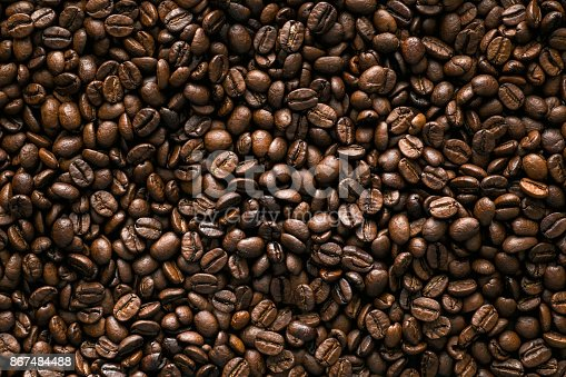 867484488 istock photo Coffee Beans 867484488