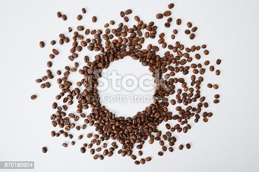 867484488 istock photo Coffee Beans 870180924