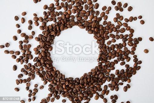 867484488 istock photo Coffee Beans 870181248