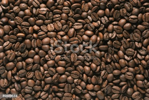 Coffee Beans Stock Photo & More Pictures of Arabica Coffee - Drink