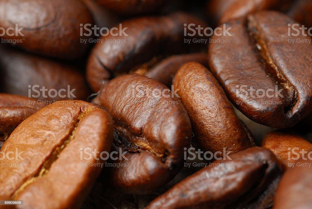 Kaffee Kaffeebohnen Lizenzfreies stock-foto