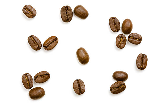 Coffee Beans  roasted coffee bean stock pictures, royalty-free photos & images