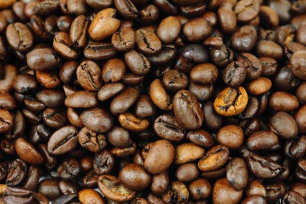 chicchi di caffè - gigifoto foto e immagini stock