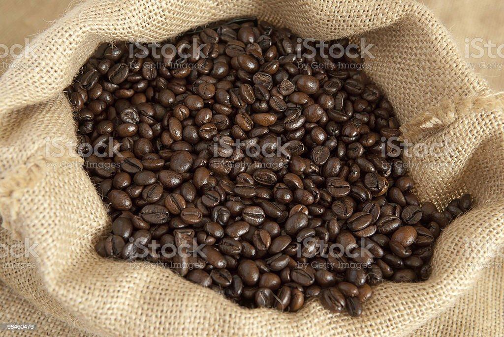 커피 원두 royalty-free 스톡 사진