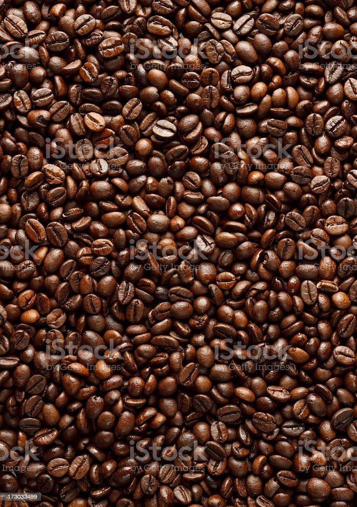 Coffee Beans XXXL - Vertical stock photo