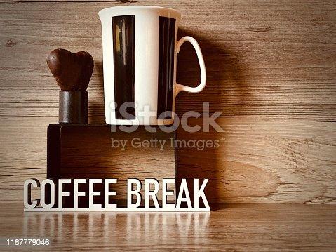 istock Coffee break 1187779046