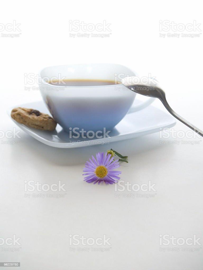 커피 휴식 royalty-free 스톡 사진