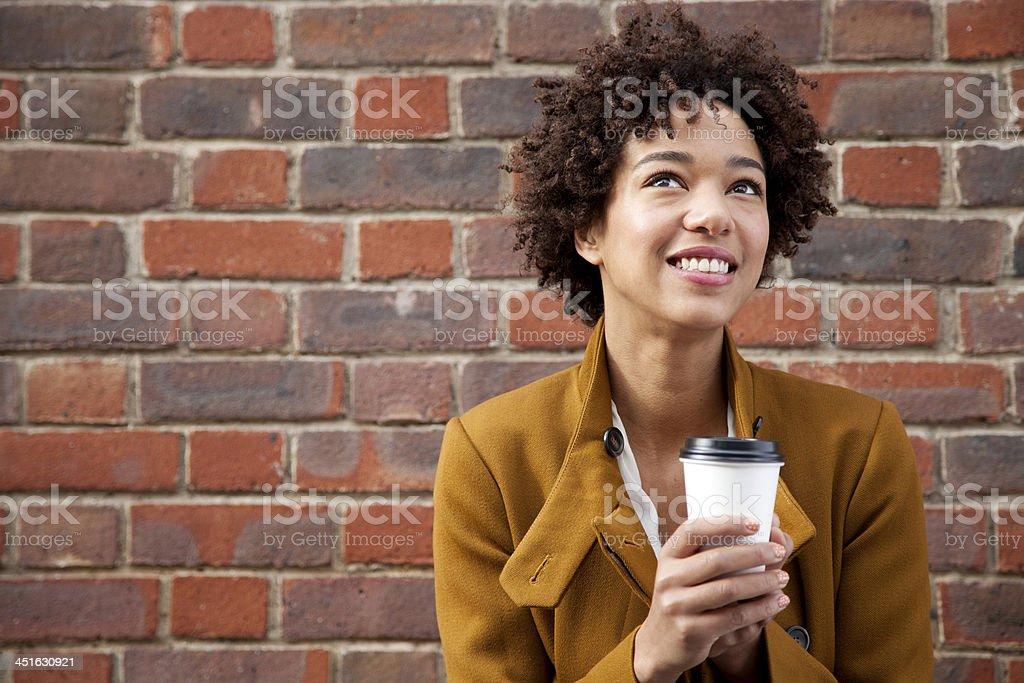 Coffee break time stock photo