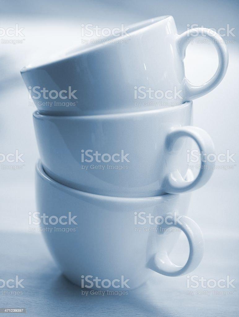 coffee caps royalty-free stock photo