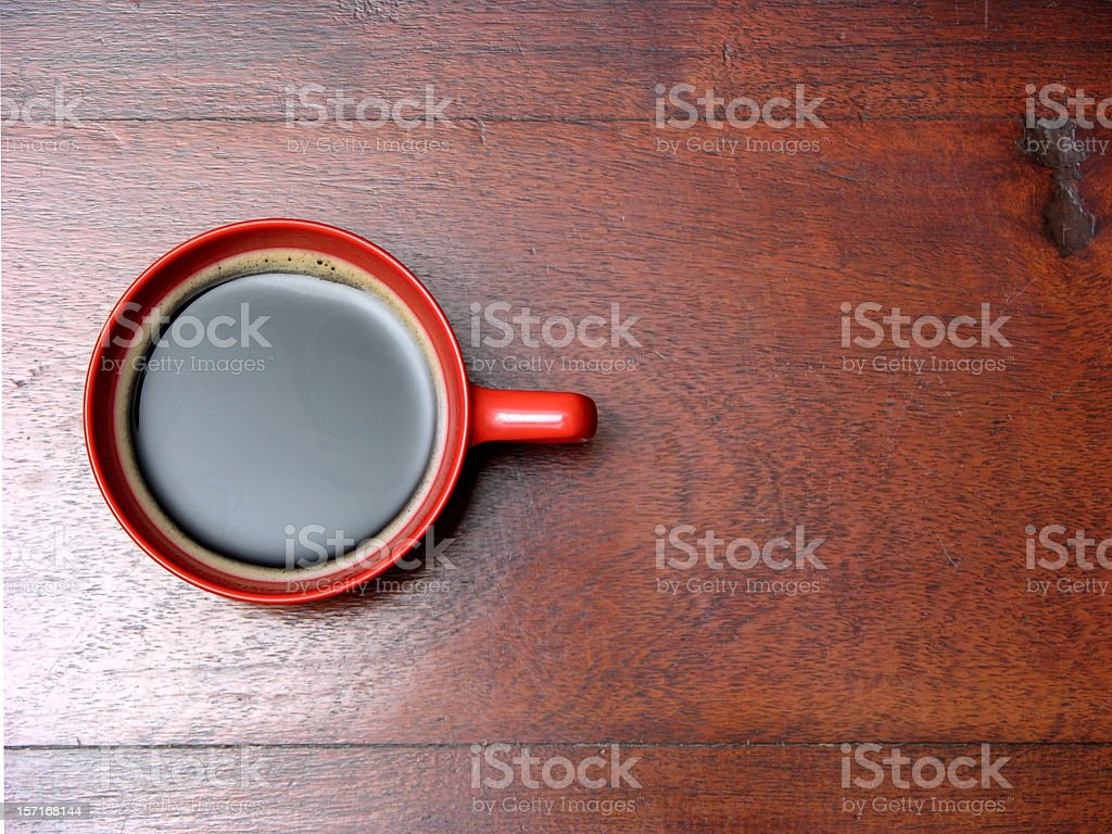 Coffee chill out royalty-free stock photo