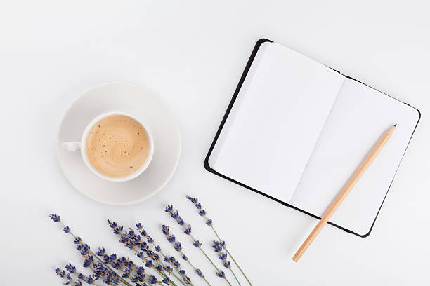Coffee clean notebook lavender flower womans working desk flat lay picture id628489974?b=1&k=6&m=628489974&s=612x612&w=0&h=uayfmz0mh8k5x7hsf cwhpgpjew enbxpojfw3wrnfo=