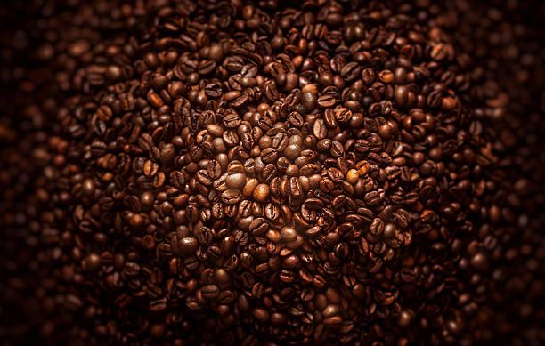 Kaffee in der Nähe. – Foto