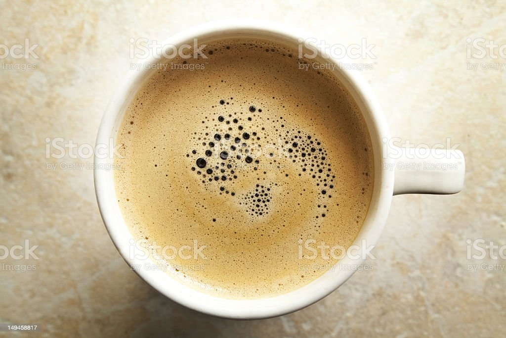 Coffee Close-up royalty-free stock photo