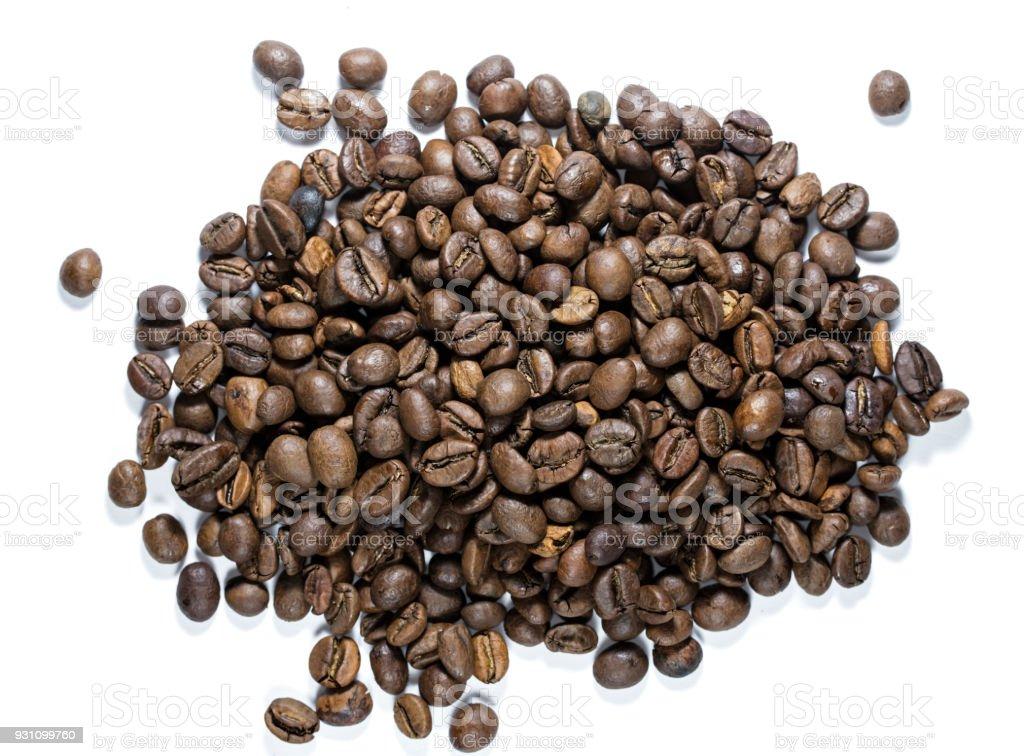 kahve, kahve çekirdekleri - Royalty-free Ağaç damarı Stok görsel