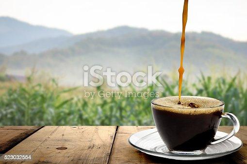 519529874 istock photo Coffee. Coffee Espresso. Cup Of Coffee 523032554