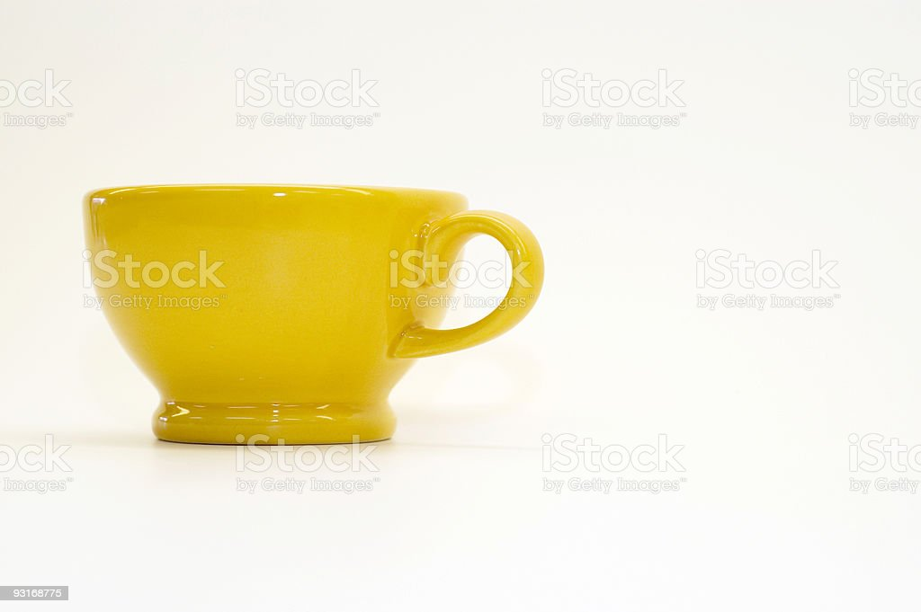 Coffee Cup 2 royalty-free stock photo