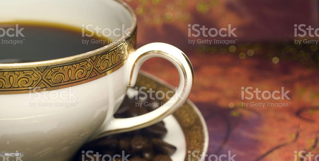 coffee cup 3 royalty-free stock photo