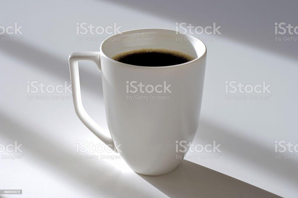 Coffee Cup III royalty free stockfoto