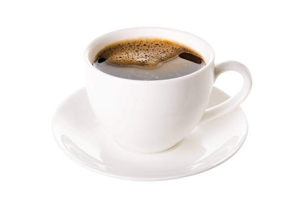 coffee cup isolated - coffee stock pictures, royalty-free photos & images