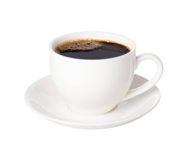 filiżanka do kawy izolowana - coffee zdjęcia i obrazy z banku zdjęć