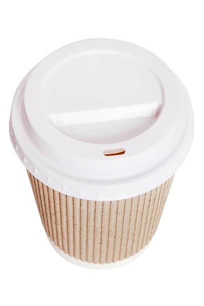 Kaffeetasse Isoliert – Foto