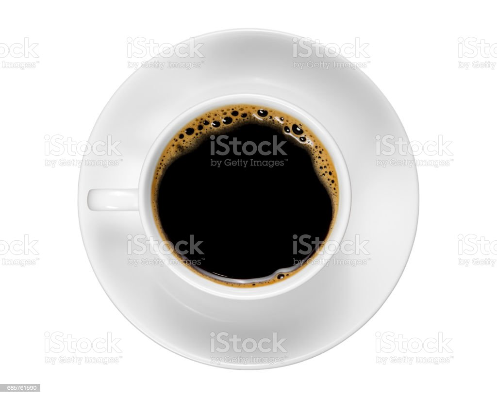 Coffee Cup Isolated foto stock royalty-free