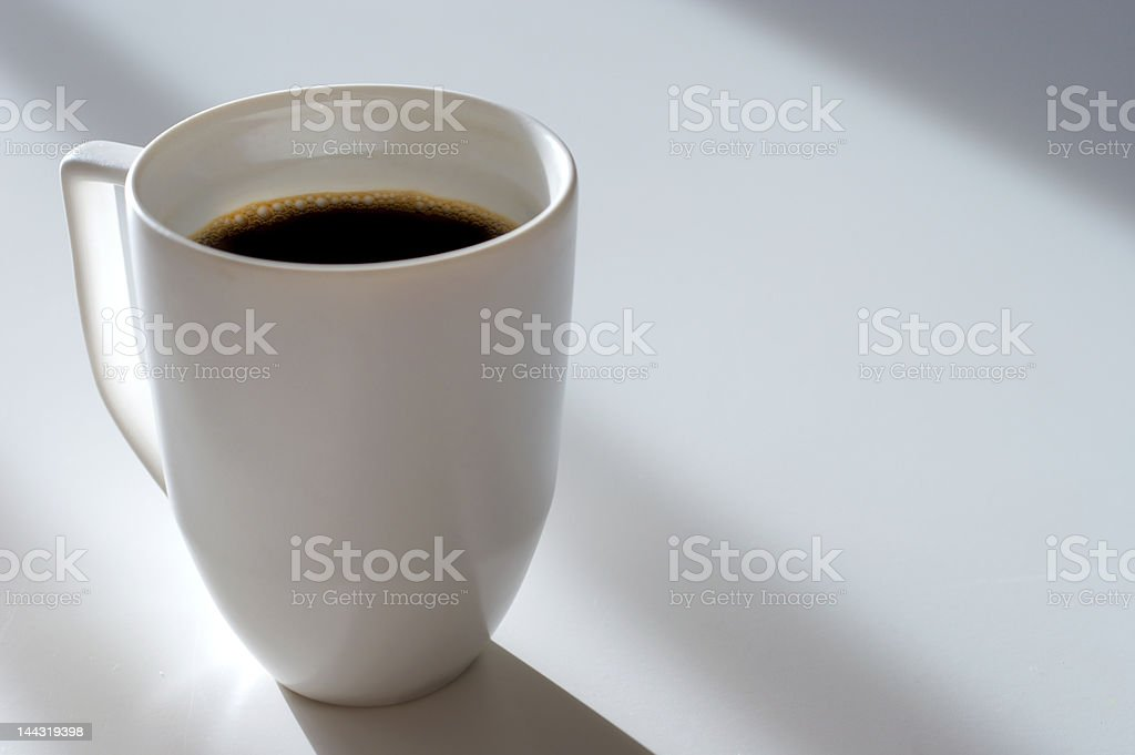 Coffee Cup IV royalty-free stock photo