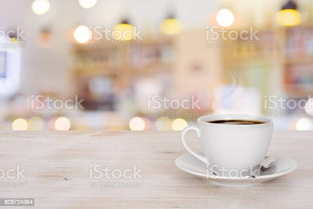 Coffee cup on wooden table over defocused cafeteria background picture id629724364?b=1&k=6&m=629724364&s=612x612&h=flsmuduy5eaajpa7d6k6ylpgu8g6uoxxojianruqo3o=