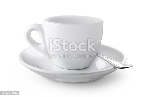 Coffee cup. Photo with clipping path. Similar photographs from my portfolio: