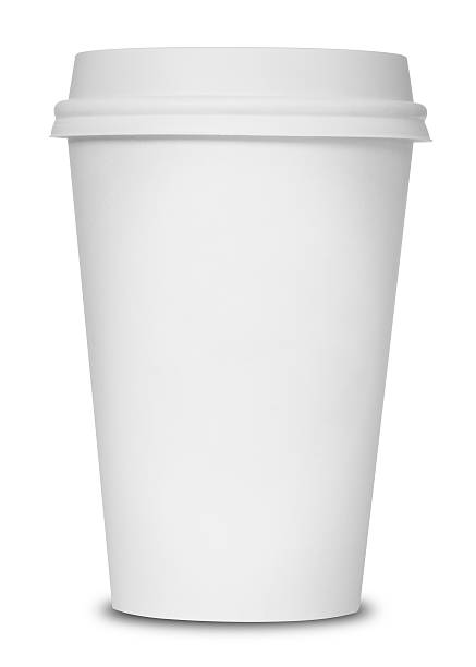 coffee cup - paper coffee cup stock photos and pictures
