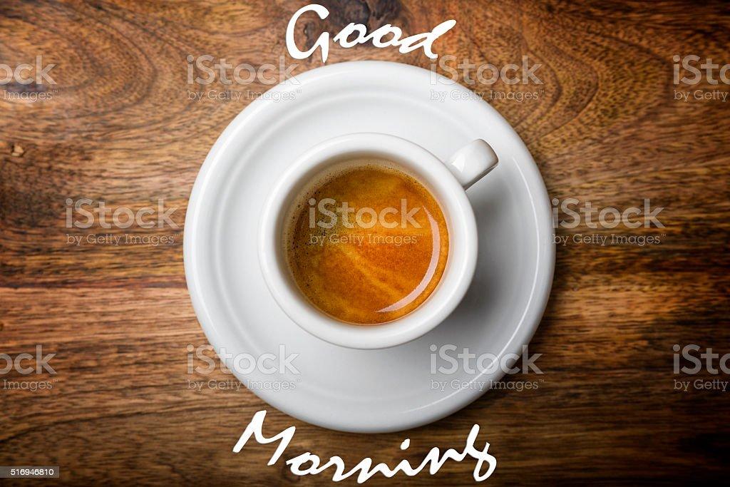 Taza de café - foto de stock