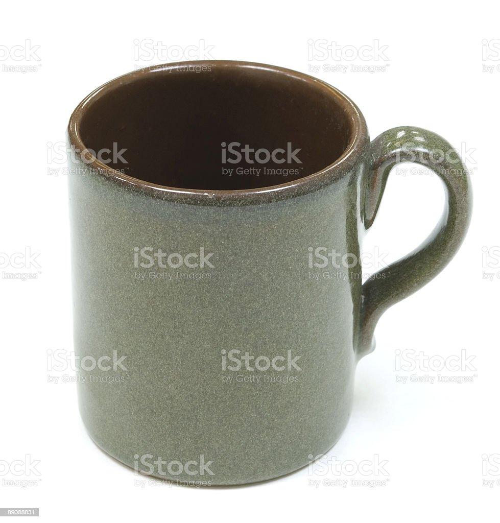 Coffee (tea) cup royalty-free stock photo