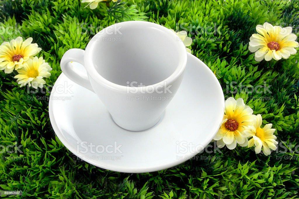 Tazza di caffè foto stock royalty-free
