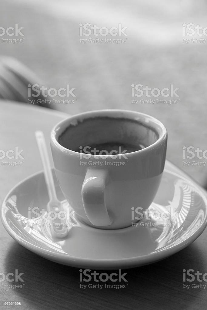 Tass'à café photo libre de droits