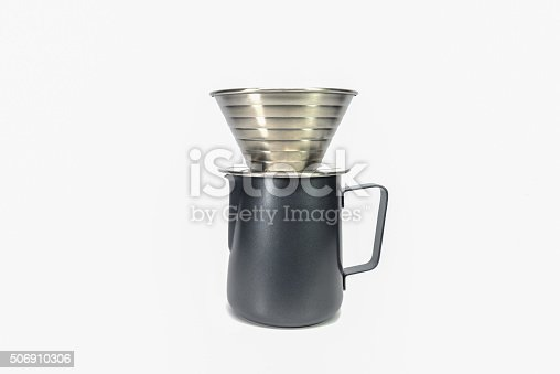 istock coffee dripper isolated 506910306