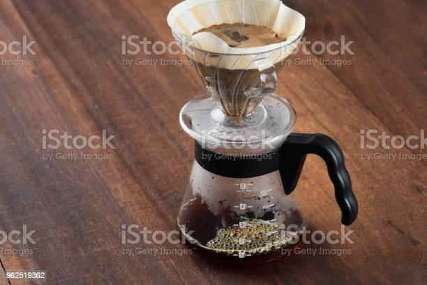 Foto de Jogo De Café Drippng e mais fotos de stock de Antigo