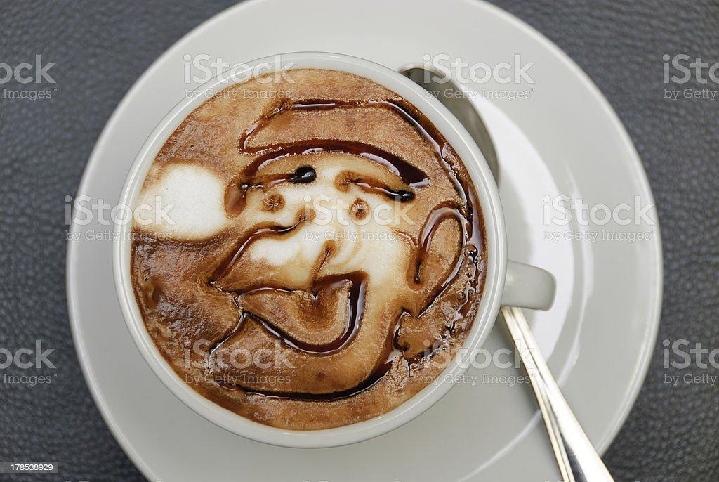 Caffè dell'Epifania - foto stock
