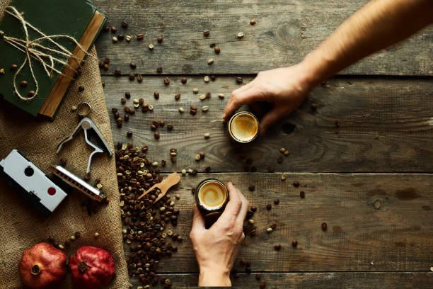 Kaffee-Espresso – Foto